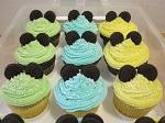 BM cupcakes