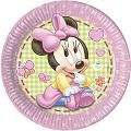 Baby Minnie Plates