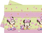 Baby Minnie Tablecloth