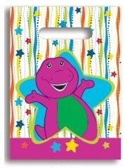Barney Star Party Bag