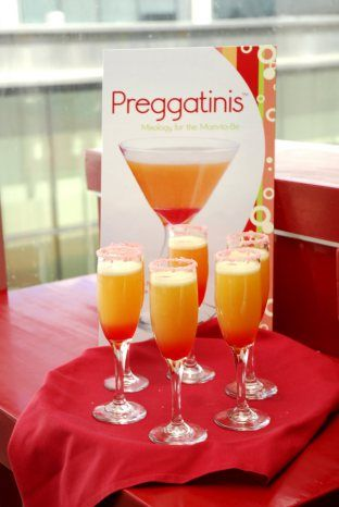 Baby Shower Virgin Cocktails