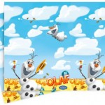 Olaf Summertime tablecover