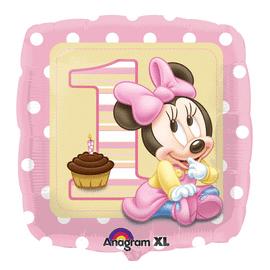 Baby Minnie Foil
