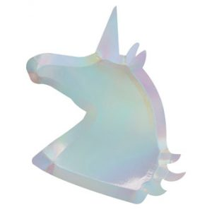 Unicorn Party Plate